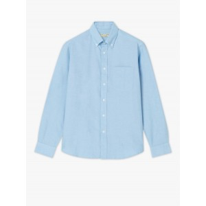 R.M.Williams Collins BD Shirt L.Blue