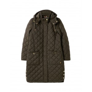 Joules Chatham Coat Heritage Green