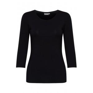 Fransa Kiksen II T-Shirt Black